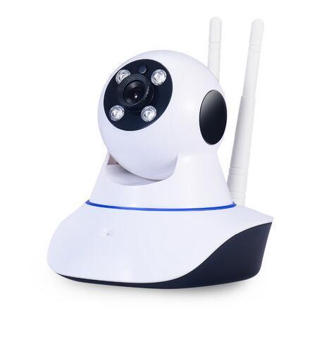 Home Security IP Camera Wireless HD 1MP IP Camera Surveillance Camera Wifi 720P Night Vision CCTV Camera Baby Monitor home security ir cut night vision ip camera wireless surveillance wifi 720p cctv camera baby monitor 32gb 64gb memory tf card