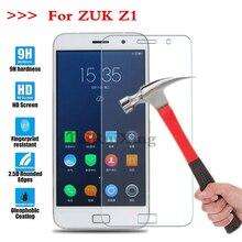 (Tairuixing) защитная пленка 0.3 мм 9 h 25d передняя премиум закаленное стекло для zuk z1 крышка