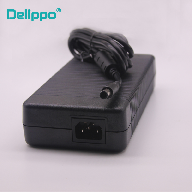 Delippo 19 5V 12 3A 7 4 5 0mm 240W AC Power Laptop Charger Adapter For