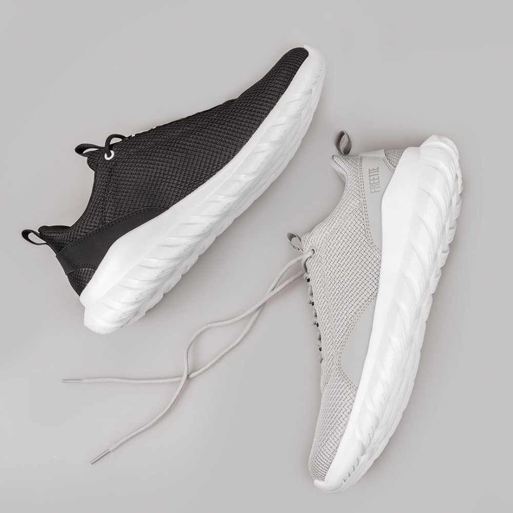 XIAOMI FREETIE SPORTS SHOES KNITTING SHOES BREATHABLE REFRESHING CITY RUNNING SNEAKER FOR MAN