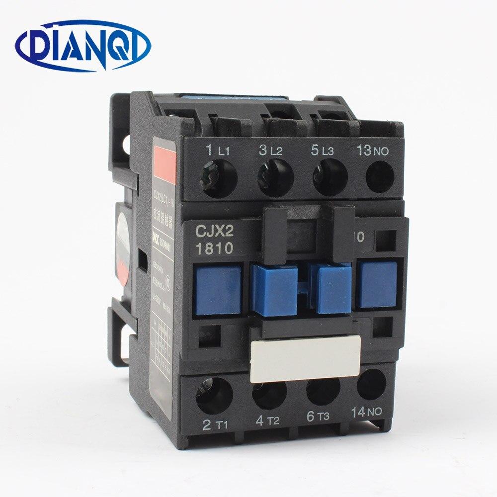 1pcs New Chint AC contactor NC6-0901  220V