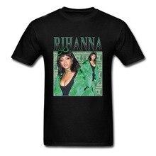 718555f39abc4 Galeria de rihanna shirt men por Atacado - Compre Lotes de rihanna ...