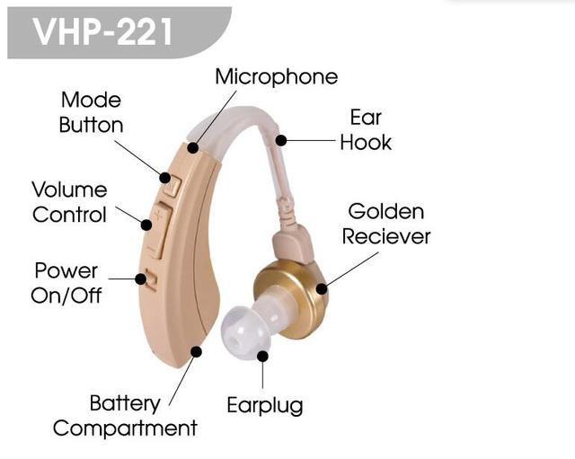 vhp 221 cheap hearing aid for hearing loss sound amplifier mini fullvhp 221 cheap hearing aid for hearing loss sound amplifier mini full circuitry hearing aid for the elderly hearing aids digital in ear care from beauty