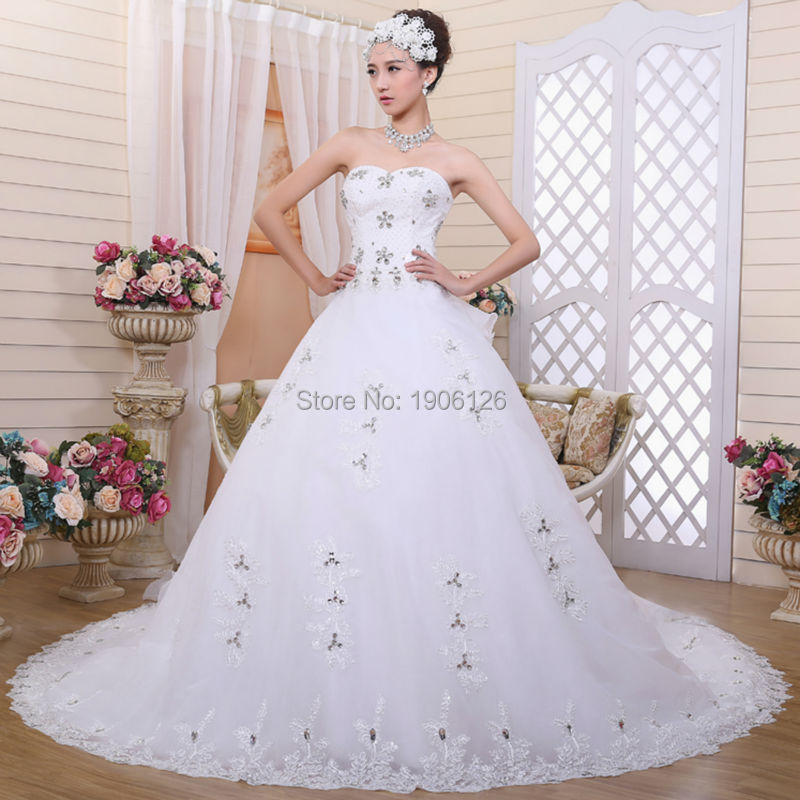 China Made Wedding Gowns