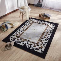 Nordic Countryside Carpets For Living Room Home Rug And Carpet For Bedroom Coffee Table Floor Mat Anti Slip Study Room Area Rugs