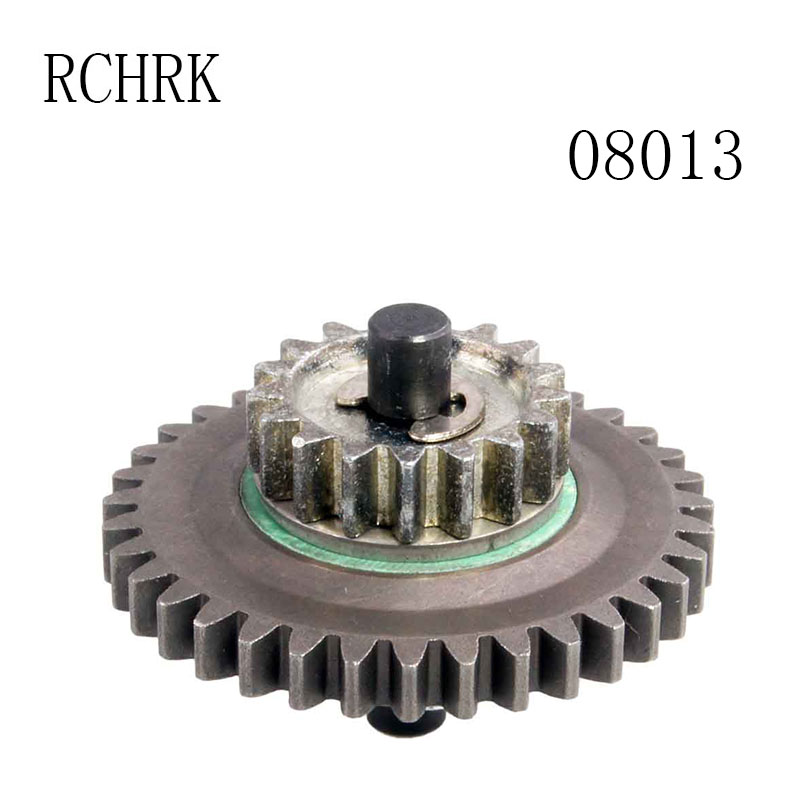 Details about RC 1:10  Truck 08013 Metal Main Gear Complete For HSP