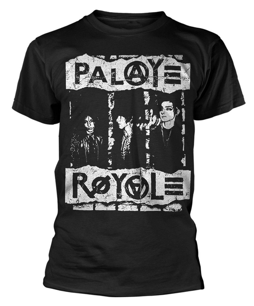 Camiseta palaye ROYALE fotocopiora, Nuevo y Oficial para hombres, camiseta de verano de manga corta, camiseta estampada para hombre Envío Gratis 100% nuevo original K6X4016C3F-UF55 K6X4016C3F-UF K6X4016C3F TSOP44