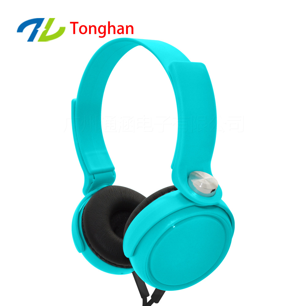 CA01 Fashion Earphones Headsets Stereo Earbuds Sports For mobile phone MP3 MP4 For phone