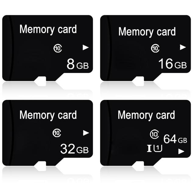 Для Micro SD 64 ГБ 32 ГБ 16 ГБ 8 ГБ карта флэш памяти класс 10 TF карта MicroSD карты для планшета камеры телефона дропшиппинг