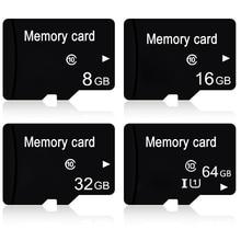 Voor Micro SD 64 GB 32 GB 16 GB 8 GB Flash Memory Card Class 10 TF Card MicroSD Kaarten voor Tablet Telefoon Camera Dropshipping