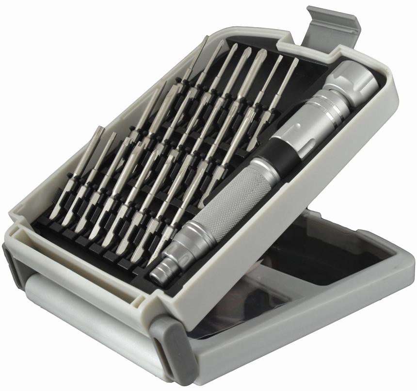 NANCH 22 em 1 Eletrônica Chave De Fenda Set Kit Ferramenta de Reparo para PC Portátil Smartphone e Dispositivos de Precisão