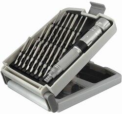 NANCH 22 w 1 zestaw wkrętaków zestaw naprawczy do laptopa PC Smartphone elektronika i urządzenia precyzyjne w Śrubokręty od Narzędzia na