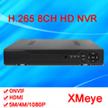 Hisiclion Sensor Xmeye 4*5M/8*4M/8*3M/16*960P ONvif HD Digital 8CH/4CH H.265 Surveillance IP Camera NVR Free Shipping