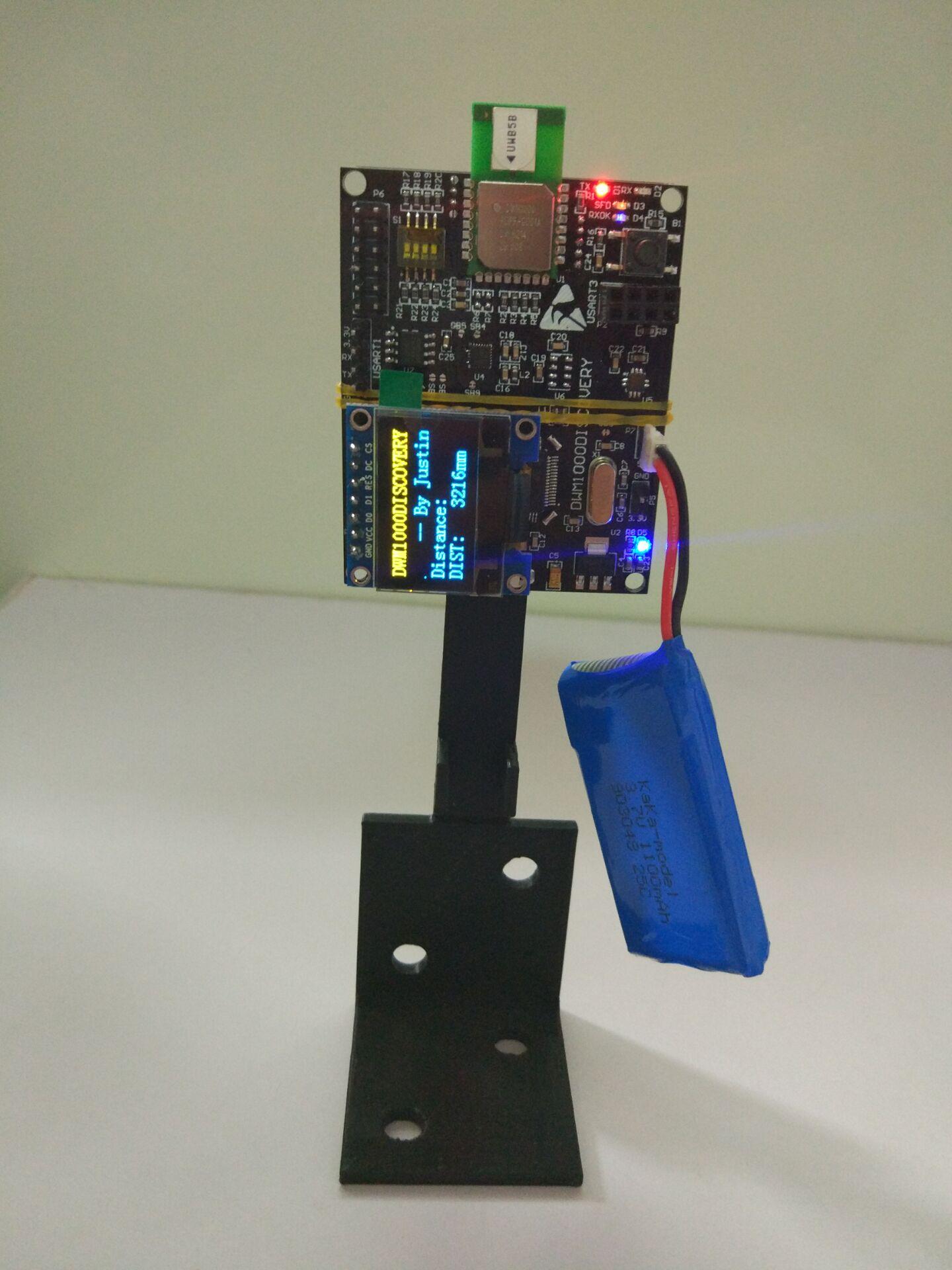 DWM1000DISCOVERY Pro макетная плата UWB позиционирования высокая точность и частота обновления Авто следуйте