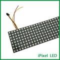 8*32 Pixel WS2812B RGB WS2812b flexível pequeno painel de LED Tela