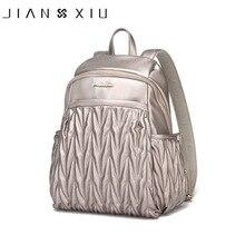 JINAXIU plecak Mochila Feminina Mochilas torby szkolne kobiety torba Pu skórzane plecaki plecak podróżny Mujer 2018 nowy plecak