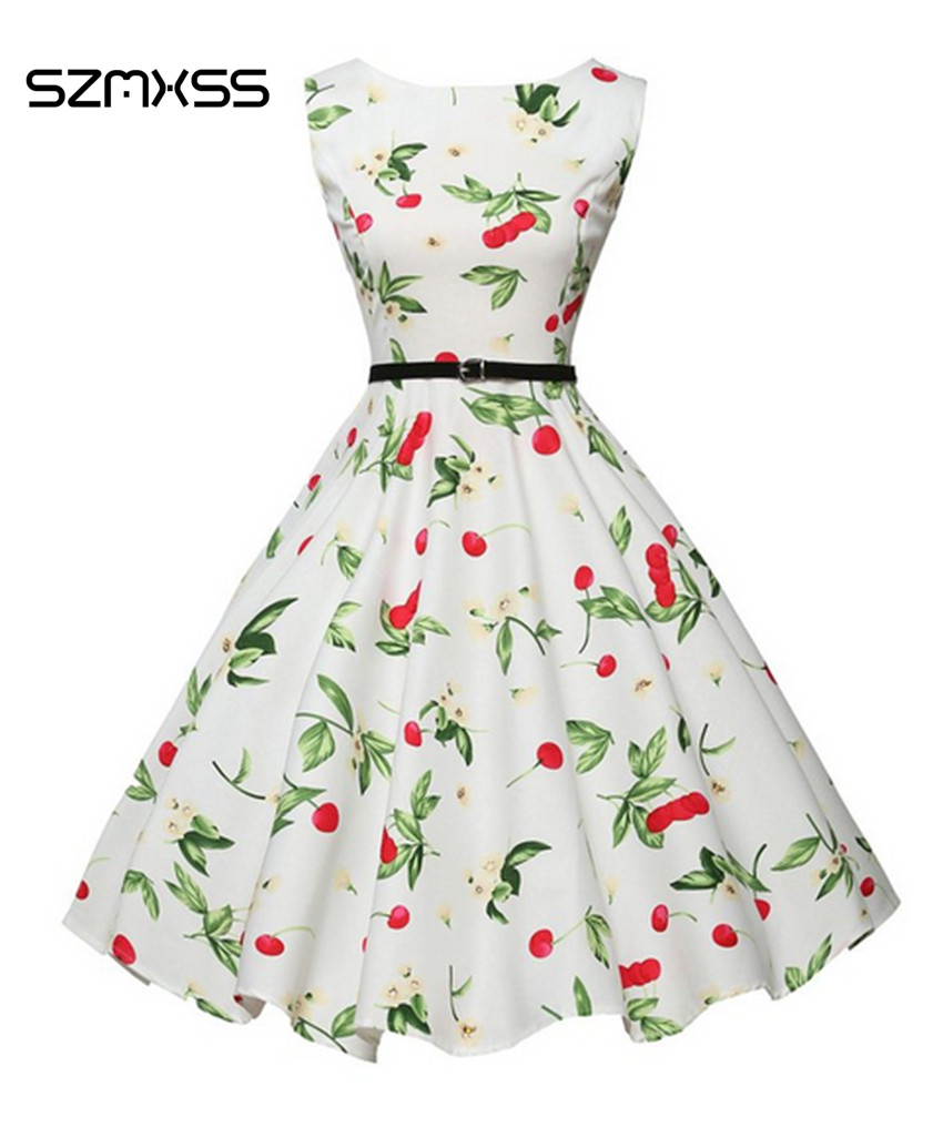 Online Get Cheap Rockabilly Dress White -Aliexpress.com | Alibaba ...