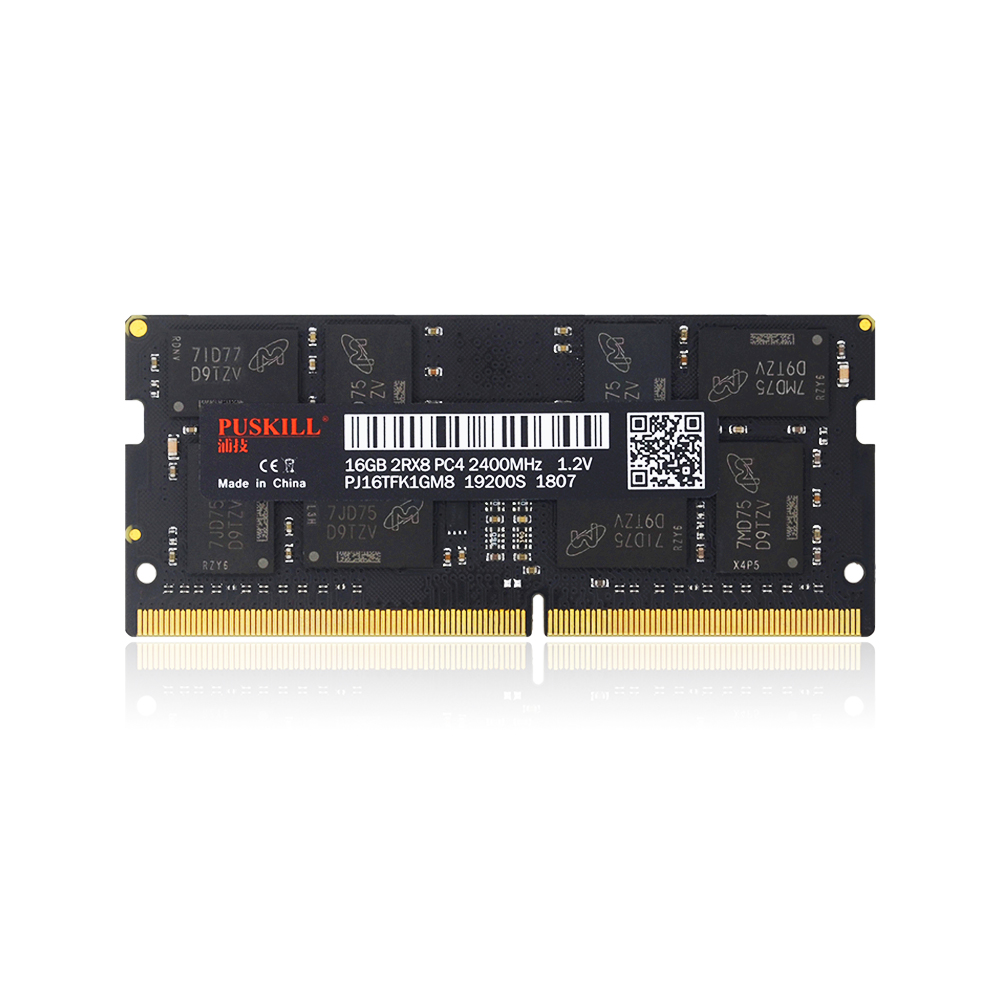 Mémoire pc portable DDR4 16 GO 2400 MHz PC4 260Pin 1.2 V RAM