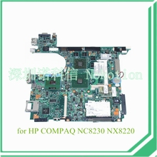 laptop motherboard for HP Compaq NC8230 NX8230 NX8200 382688-001 915PM ATI X600 ddr2