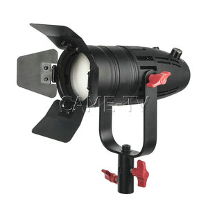 Image 4 - 3 uds. CAME TV Boltzen 30w Fresnel sin ventilador LED enfocable bi color Kit luz Led para vídeo