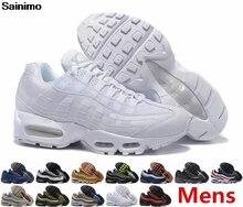 282f382e4f4e 2018 Ultra 20th Anniversary Air 95 OG Mens Running Shoes Sports Retros 95s  Trainers