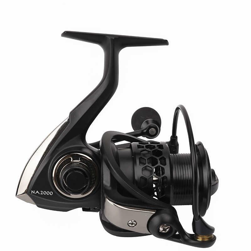 MIỄN PHÍ VẬN CHUYỂN Tsurinoya 9BB 5.2: 1 New Spinning Reel NA2000 NA3000 NA4000 NA5000 Lure Reels Thuyền Đá Bánh Xe Đánh Cá