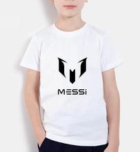 Письмо печати дети футболки 2017 летний новый мода дети футболки бренда с коротким рукавом о шеи вскользь топы футболки