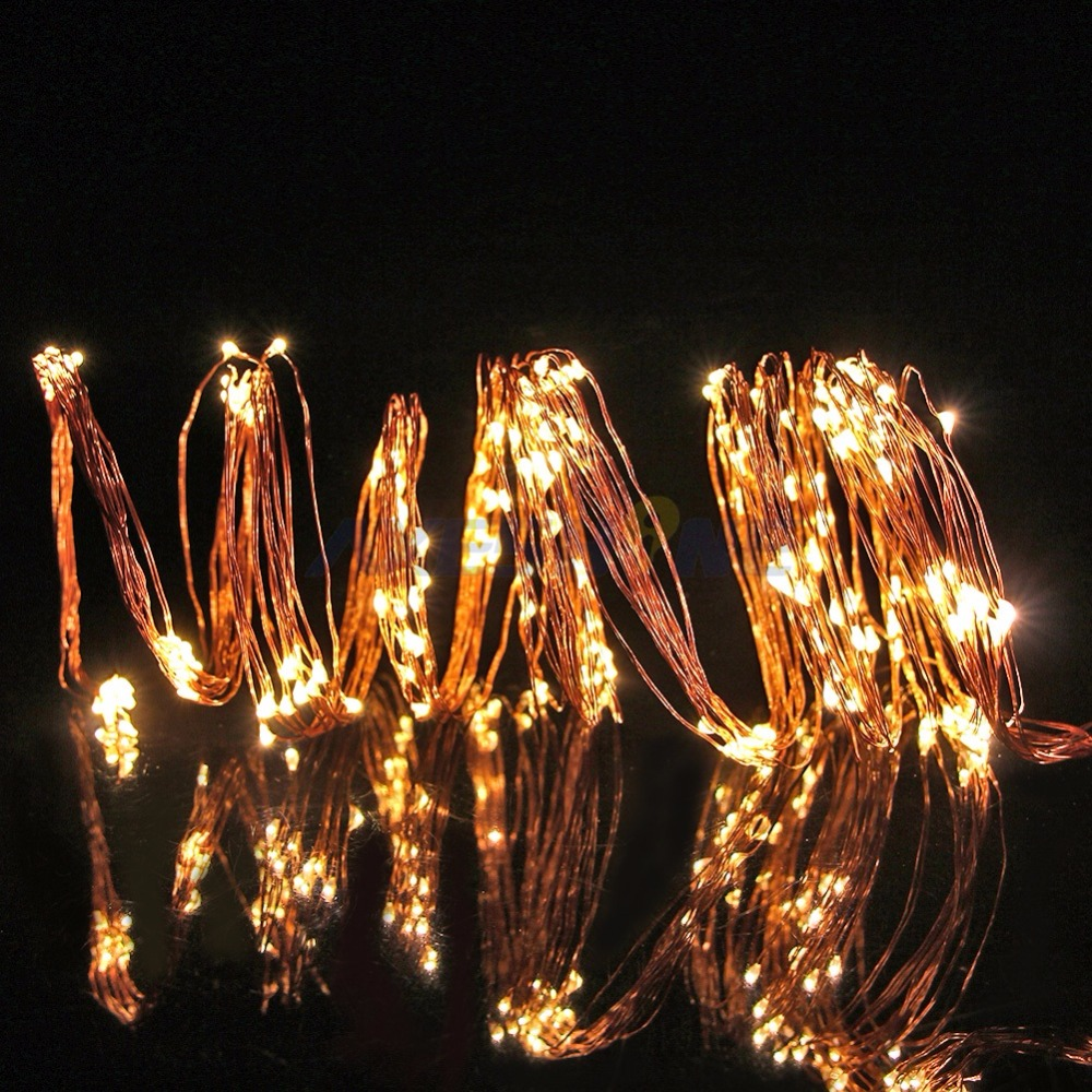 AXESHINE 2M 200leds Copper Led String Fairy Branch Light 20LEDS x10 12V For Outdoor Party Christmas Wedding Waterproof IP65 AXESHINE 2M 200leds Copper Led String Fairy Branch Light 20LEDS x10 12V For Outdoor Party Christmas Wedding Waterproof IP65