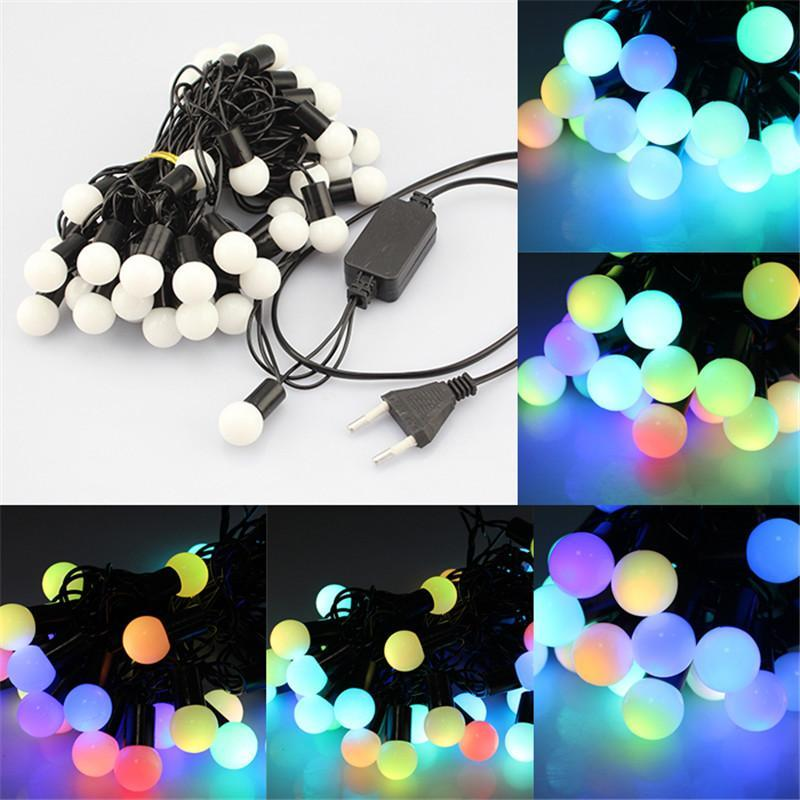 Berry Christmas Tree Lights: Aliexpress.com : Buy 50 LED Berry Christmas Wedding Garden