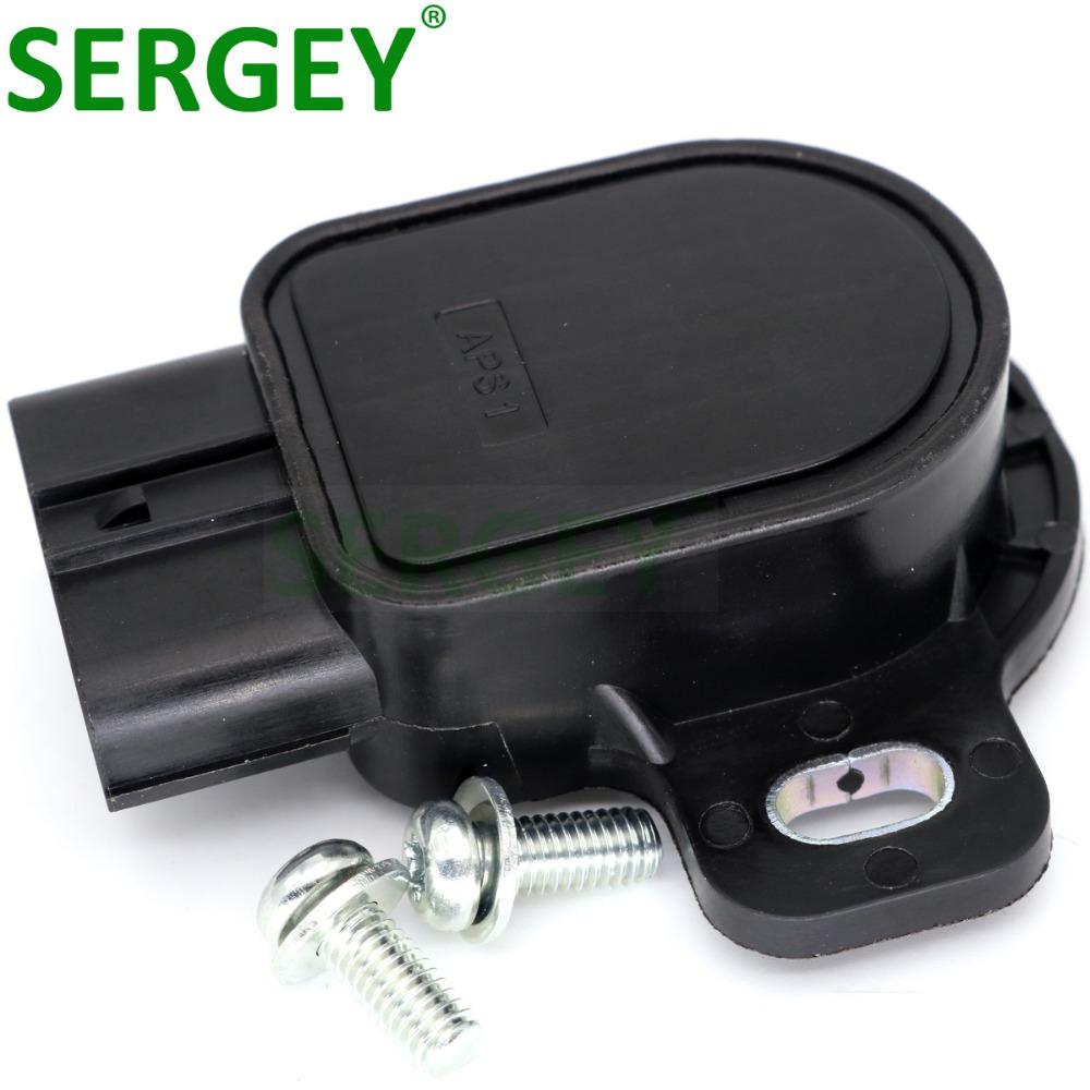 Accelerator Pedal Sensor For ACURA For HONDA CR-V PILOT MDX RIDGELINE 37971-PZX-003 37971-RCA-A01 37971-RDJ-A01 37971-RBB-003
