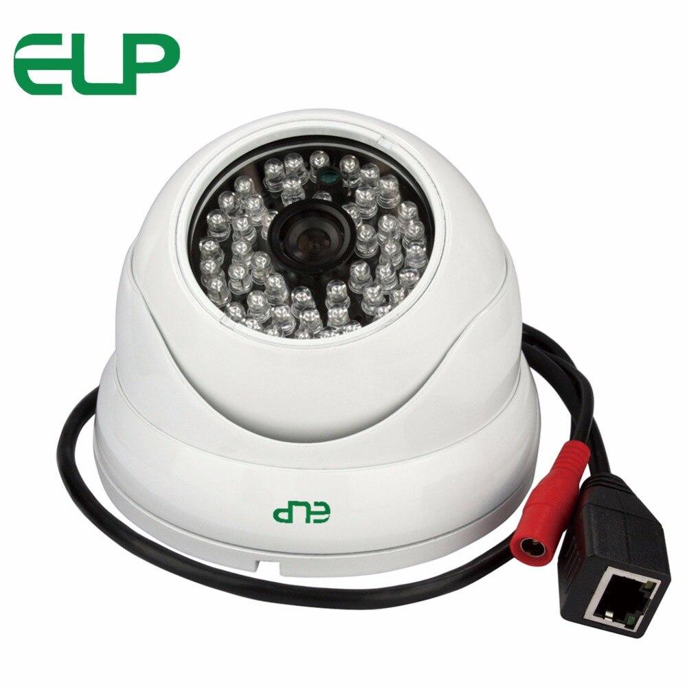 ELP HD IP Camera H.264 onvif Outdoor waterproof vandal resist network night vision cctv camera elp ip camera 720p indoor outdoor waterproof network 1 0mp mini hd cctv security surveillanceh 264 ip camera onvif