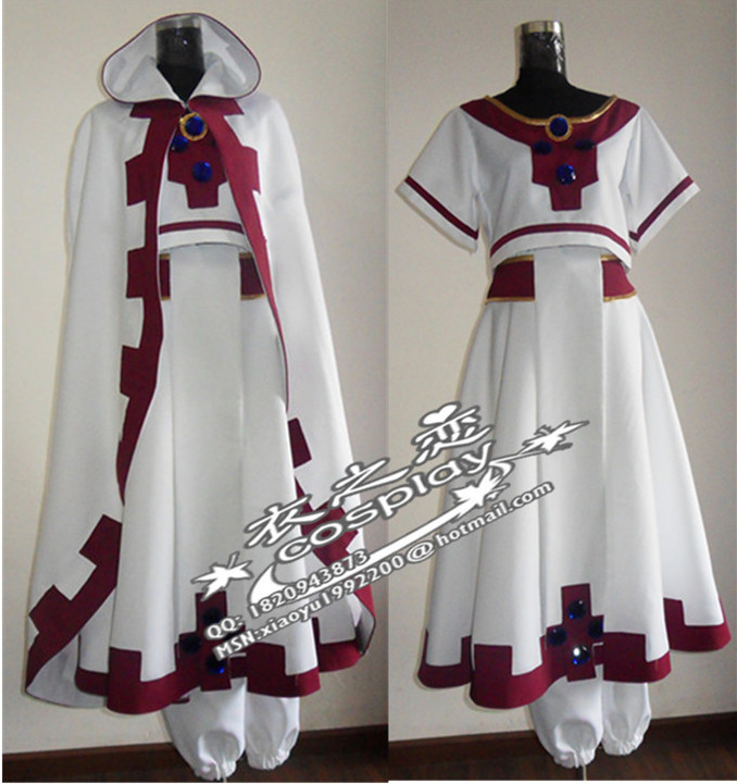 [ Custom Made ] Fashon Anime Sakura cosplay Tsubasa Reservoir Chronicle Cosplay costumes купить недорого в Москве