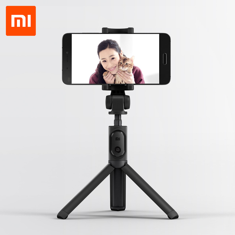 Xiaomi Selfie Stick Tripod Bluetooth 3.0 Monopod Selfie Stick Foldable Tripod 2 in 1 for iPhone Android Mobile Phones new