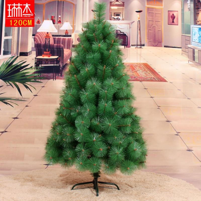 Christmas Tree Needles: Freeshipping Christmas Tree 1.2 Meters Pine Needle Tree