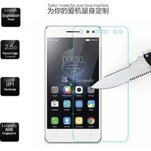 Tempered glass FOR lenovo Vibe S1 Lite S1La40 LITE screen protector SKLO GLAS film en verre FOR lenovo s1lite S1a40 S1c50 CASE(China)