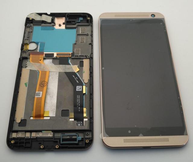 """ESC 5.5 """"Per HTC One E9 Più Display LCD + Touch Digitizer Assembly vetro Dello Schermo Per HTC One E9 più E9 + Display Con Telaio + Strumenti"""