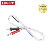 UNI-T UT-T10K Thermocouple Insertion Type Input Gel Temperature Measurement for UT33C UT202 UT213B UT213C UT216C UT61B / C UT804