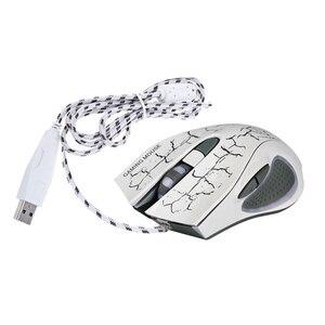 Image 5 - HXSJ souris optique filaire rétro éclairage LED coloré 1200 5600 DPI 6 boutons USB2.0 souris de jeu souris de jeu souris pour LOL pour PC portable 4 Typ
