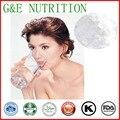 Manufactory fornecimento de material de cosméticos pó glutationa/glutationa clareamento da pele 300g