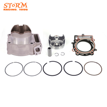 Motorcycle OTOM 300CC Cylinder Block Piston Ring Gasket Kit For Bosuer KAYO Xmotor Apollo 250CC ZONGSHEN NC250 Dirt Pit Bike