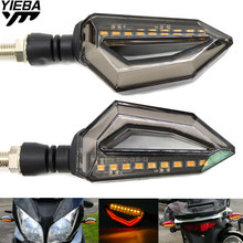 Universal Motorcycle Led Tail Light Brake Turn Signal Lights FOR TRIUMRH TT 600 TRophy/SE TIGER 800/XC 800 XC/XCX/XR/XRX