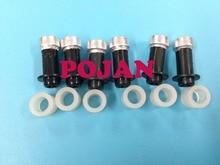 (6set ) Nozzle connection C7770-6001 Q1251-60254 Q1253-60041 Q1253-60042 Fit for Designjet 1050 5000 5000PS 5100 5100PS