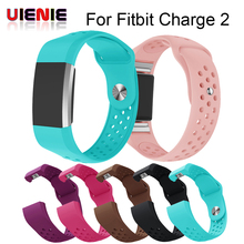 Colorful Band for Fitbit Charge2 Sport Silicone Band wrist Strap For Fitbit Charge 2 Bracelet Smart Wristband Smart Accessories цена в Москве и Питере