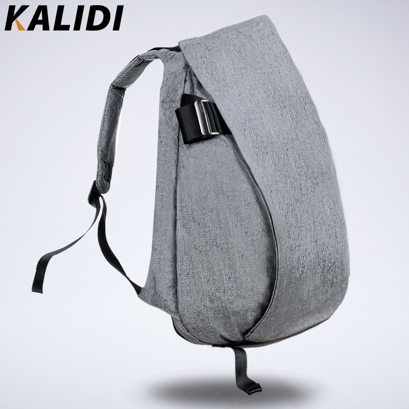 KALIDI 18 inch impermeabil Laptop Bag pentru Alienware DELL Lenovo Capacitate mare Unisex Macbook Notebook Backpack 17.3 18.4
