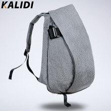 KALIDI  18 inch Waterproof Laptop Bag for Alienware DELL Lenovo  Large Capacity Unisex Macbook Notebook Backpack 17.3 18.4