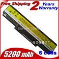 4400 mah 11.1 v substituição da bateria do portátil para LENOVO B450 B450A B450L L09M6Y21 L09S6Y21
