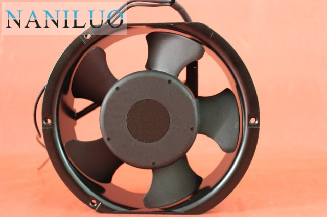 NANILUO UF 15P23 17cm 170mm DC230V 60Hz Server Cooling Fan Server 172x150x51mm