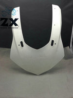 For Upper Front Head Fairing Cowl Nose Cowl For YAMAHA YZF R1 YZF R1 2015 2016 ABS Injection Molding ZXMT