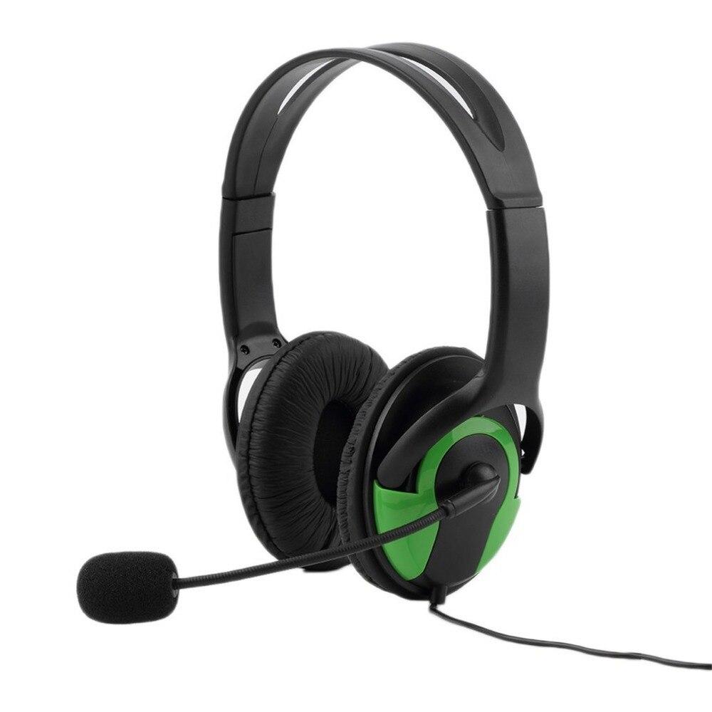 3.5mm Audio Wired gaming Headset Headphone Earphone Steoro M