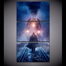 Canvas Wall Art Picture Living Room 3 Piece Movie Murder On The Orient Express Painting Modern Print Poster Home Decor Framework